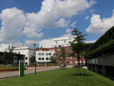 Terreinzorg en beheer groengevel Ziekenhuis Ede