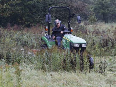 Kleinschalig maaibeheer van natuurlijke graslanden